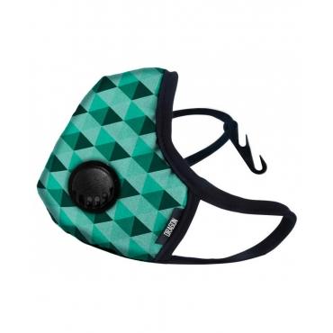 Maska antysmogowa DRAGON Casual ( mint green )