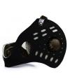 Maska antysmogowa DRAGON Sport ( black )
