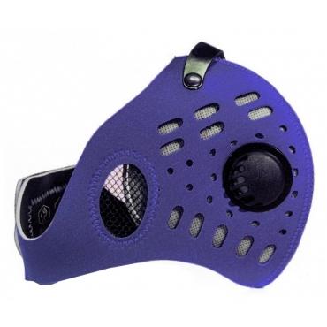 Maska antysmogowa DRAGON Sport ( navy blue )