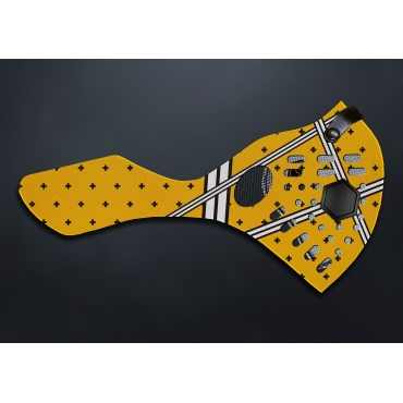 Maska antysmogowa DRAGON Sport II ( bee )