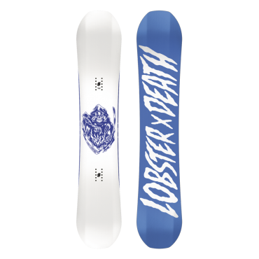 Deska Snowboardowa Lobster x Death Label