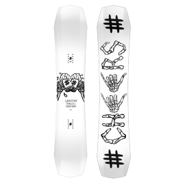Deska Snowboardowa Lobster Artist Addition SCHOPH