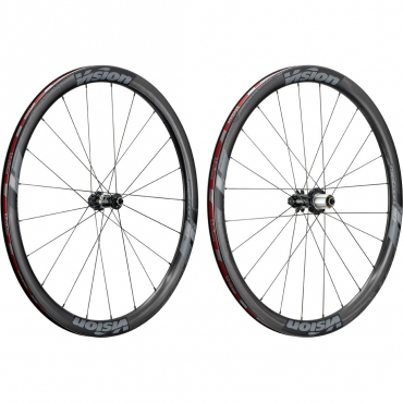 Vision Metron 40 SL Disc Carbon Wheelset - Clincher - Centerlock