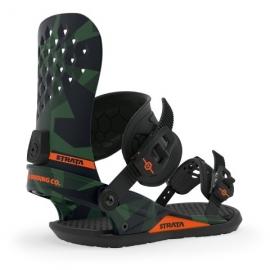Wiązania snowboardowe UNION Strata Camo