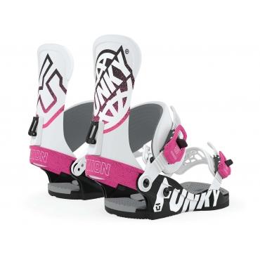Wiązania snowboardowe UNION Funky
