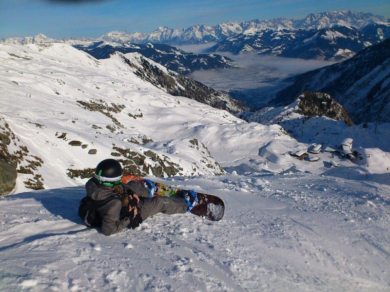 buty snowboardowe na stok