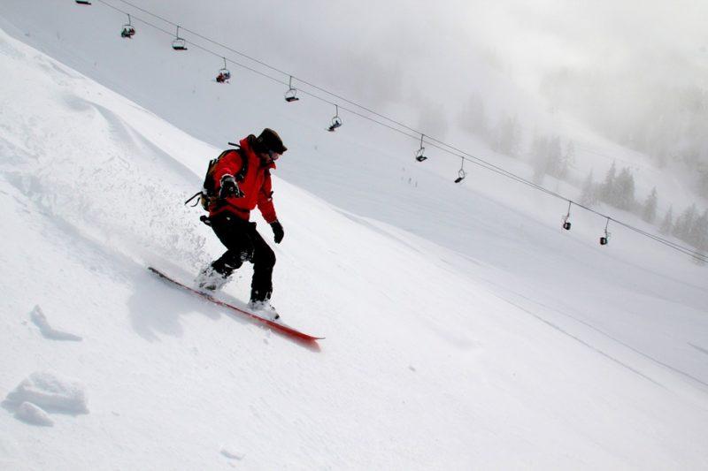wiązania do snowboardu w praktyce