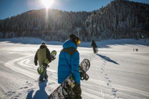 jak poprawnie wyregulować wiązania snowboardowe
